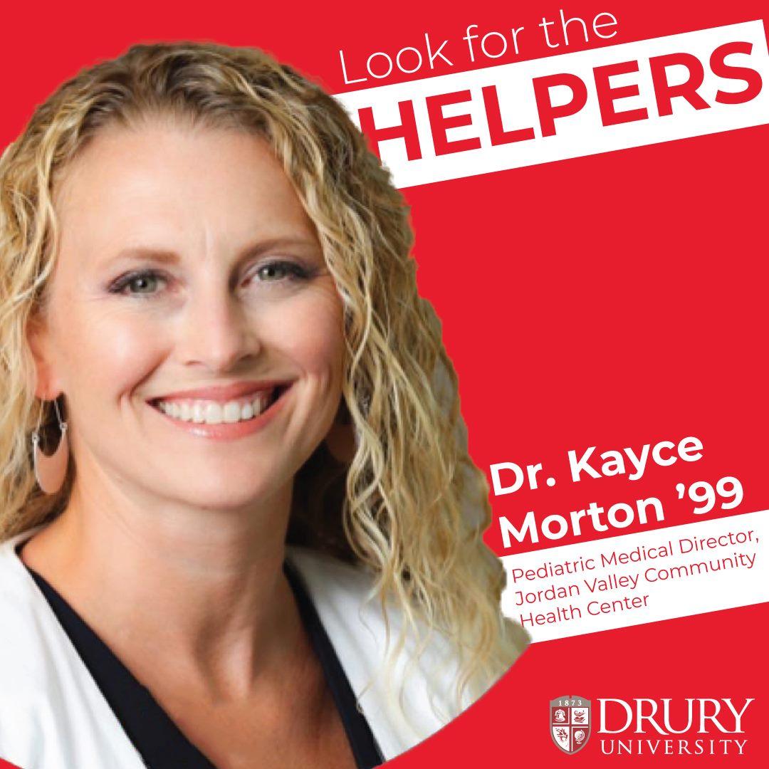 Dr. Kayce Morton
